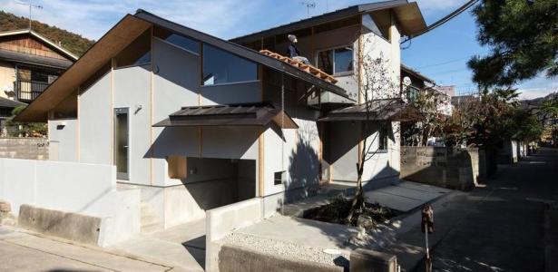 Architecture atypique pour maison japonaise bioclimatique for Construction maison japonaise