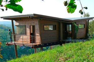 Maison sur pilotis construire tendance for Assurer une maison en zone inondable