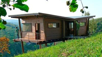 Small-House-Bliss par Cabana-Arquitetos - Brésil