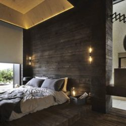 Chambre - Spectacular-Views-Home par Create Think Design - Taïwan