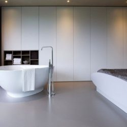 Chambre & baignoire - Eco-Friendly-Home par UN Studio - Hollande