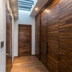 Couloir étage - Casa-Arbo par Maria Di Frenna Müller - Colima, Mexique