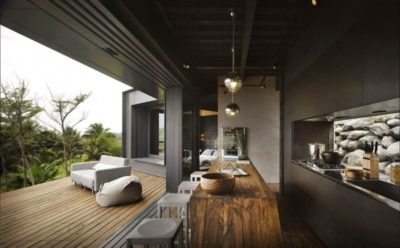 Cuisine - Spectacular-Views-Home par Create Think Design - Taïwan