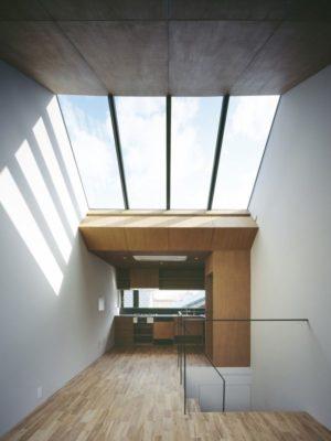 Entrée cuisine - Nest par Apollo-Architects - Nagoya, Japon