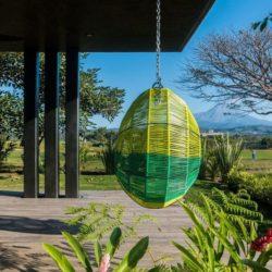 Façade terrasse & jardin - Casa-Arbo par Maria Di Frenna Müller - Colima, Mexique