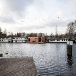 Mer - Twin-Blade par NIO Architecten - Amsterdam, Hollande