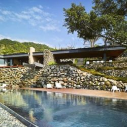 Piscine - Spectacular-Views-Home par Create Think Design - Taïwan