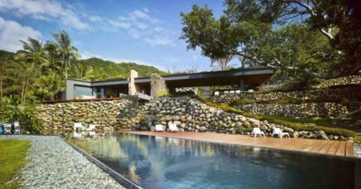 Piscine - Spectacular-Views-Home par Create Think Design - Taïwan