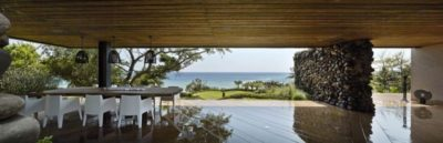 Salle séjour - Spectacular-Views-Home par Create Think Design - Taïwan