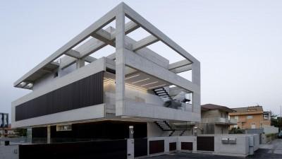 Une- Casa-Nl_Nf par Architrend Architecture - Ragusa, Italie
