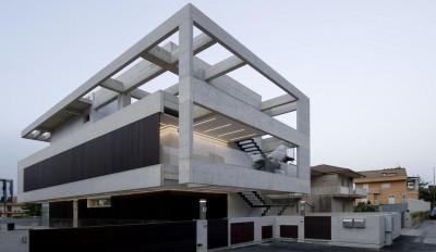 Casa-Nl_Nf par Architrend Architecture - Ragusa, Italie