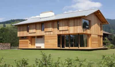 Rauchkuchl par VonMeierMohr Architekten - Schliersee, Allemagne