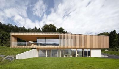 Rock-House par Helena Weber - Vorarlberg, Autriche