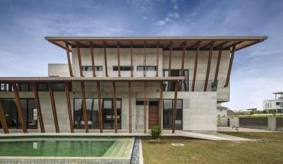 Sepang-House par Eleena Jamil Architect - Sepang, Malaisie