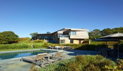 Vineyard-Farm-House par Charles Rose Architects - Massachusetts, USA