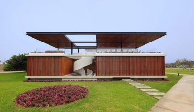spiral-stairs-home par Jorge Marsino Prado - Pérou