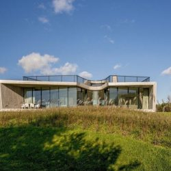 Vue d'ensemble - Eco-Friendly-Home par UN Studio - Hollande