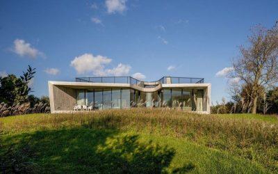 Vue d'ensemble - Eco-Friendly-Home par UN Studio - Hollande