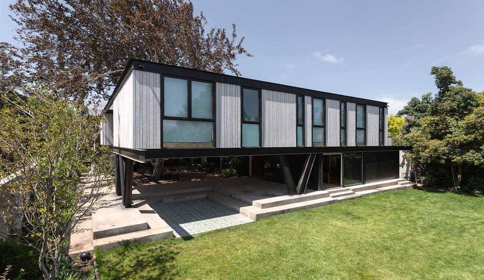 maison sur pilotis beton ventana blog. Black Bedroom Furniture Sets. Home Design Ideas