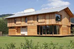 Vonmeiermohr architekten construire tendance for Construire une maison traditionnelle