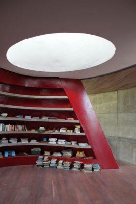 Bibliothèque - Gota-Dam-Residence par Sforza Seilern - Afrique-Est