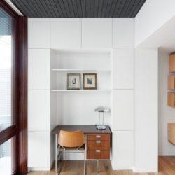 Bureau - Residence Hotel-de-Ville par Architecture Microclimat - Montreal - Canada_12