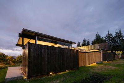 Containers entreposés - RDP-House par Daniel Moreno Flores pichincha, Equateur