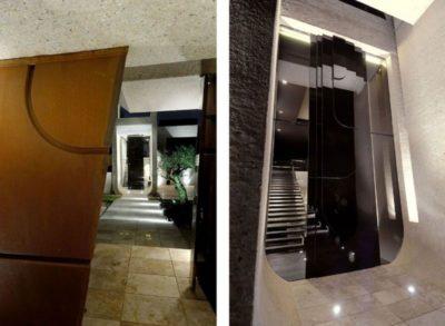 Couloir intérieur - Designs-Sculptural par A-Cero - Madrid, Espagne