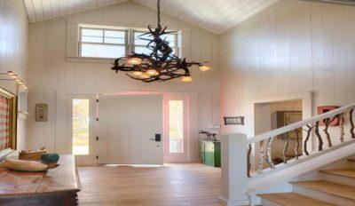 Escalier accès étage - Green-Fern par RemWhirl Architecture - USA