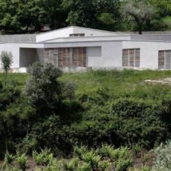 Façade jardin - Contemporary-Rural-Home par Camarim Arquitectos - Gateira, Portugal