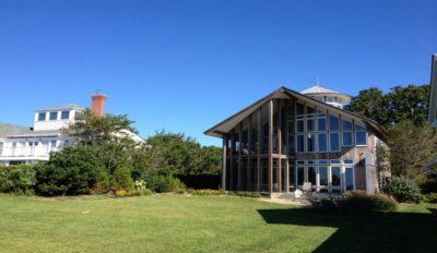 Façade jardin - Sidorenko par Pella Corporation - Connecticut, USA