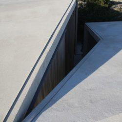 Façade toiture - Lyngholmen par Lund Hagem - Lillesand, Norvege