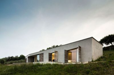 Ouvertures - Contemporary-Rural-Home par Camarim Arquitectos - Gateira, Portugal