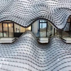Ouvertures vitrées - Casa-del-Ancantilado par Gilbartolome Architects - Salobrena, Espagne