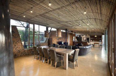 Pièce de vie - House-Mouton par Earthworld Architects - Pretoria, Afrique du Sud