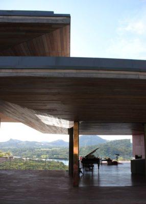 Pièce piano & photographie paysage - Gota-Dam-Residence par Sforza Seilern - Afrique-Est
