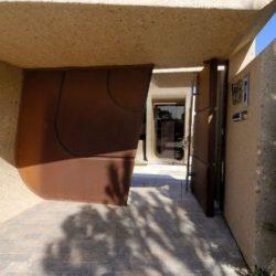 Portail entrée - Designs-Sculptural par A-Cero - Madrid, Espagne