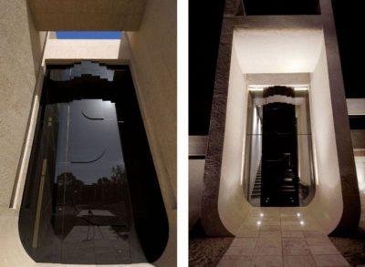 Porte vitrée - Designs-Sculptural par A-Cero - Madrid, Espagne