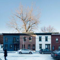 Route principale - Residence Hotel-de-Ville par Architecture Microclimat - Montreal - Canada_05