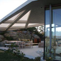 Salle séjour extérieure - Lyngholmen par Lund Hagem - Lillesand, Norvege