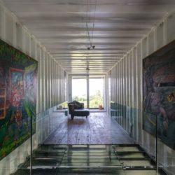Salon étage supérieur - RDP-House par Daniel Moreno Flores pichincha, Equateur