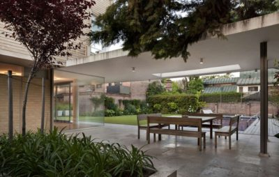 Salon terrasse design - House-Martinez par m-sg-s-s-s - Martínez, Argentine