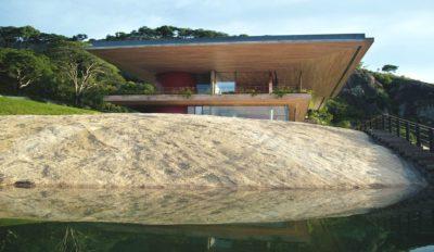 Gota-Dam-Residence par Sforza Seilern - Afrique-Est