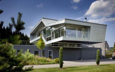 High-Tech-Modern-Home par Eppler Buhler, Allemagne