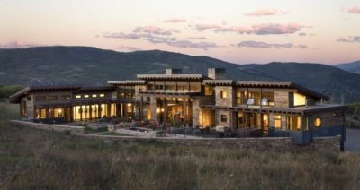 Home-Aspen par KH Webb - Colorado, Etats-Unis