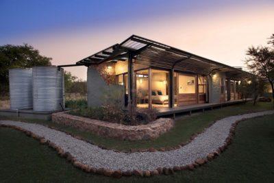 House-Mouton par Earthworld Architects - Pretoria, Afrique du Sud
