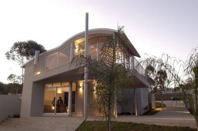 Marina House par Joao Diniz Lagoa Santa, Bresil