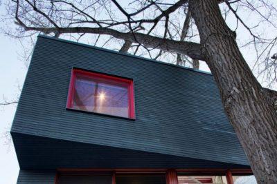 Residence Hotel-de-Ville par Architecture Microclimat - Montreal - Canada