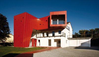 Villa-Nesi par Archisbang Architects - Ivrea, Italie