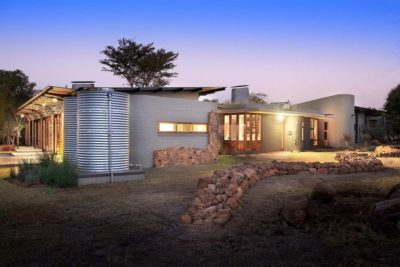 Vue d'ensemble - House-Mouton par Earthworld Architects - Pretoria, Afrique du Sud